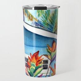 Hanalei Cottage Travel Mug