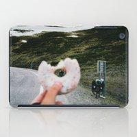 doughnut iPad Cases featuring Doughnut by A. Serdyuk