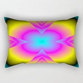 spectral colors Rectangular Pillow