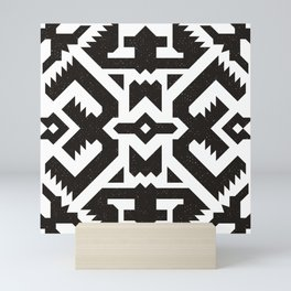 Aztec -//-1 Mini Art Print