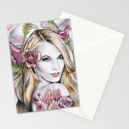 Floral Karlie Stationery Cards