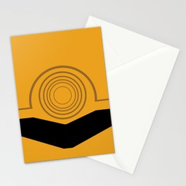Cee-Threepio Stationery Cards