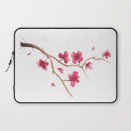 Cherry Blossoms Laptop Sleeve