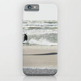 Kite surf France iPhone Case
