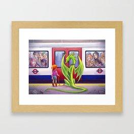 Piccadilly Framed Art Print