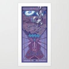 Medicus Rx Art Print