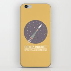 Soyuz iPhone & iPod Skin