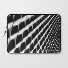 Waves of Iron Laptop Sleeve