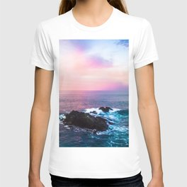 Sunset on the Bay of Biscay T-shirt
