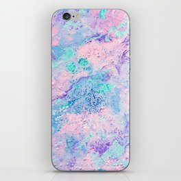 Enif - Abstract Costellation Painting iPhone Skin