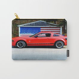 Patriotic Pony Carry-All Pouch