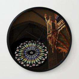 Cathédrale Notre-Dame de Strasbourg Wall Clock
