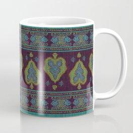 Persian Carpet Teal Coffee Mug