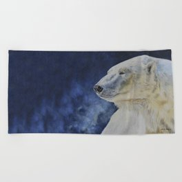 Aurora by Teresa Thompson Beach Towel