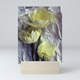 Paper Whites...Tulips, That Is Mini Art Print