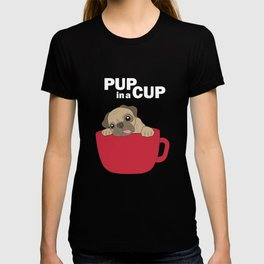 Pup in a Cup T-shirt
