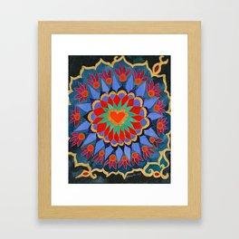 Feral Heart #04 Framed Art Print