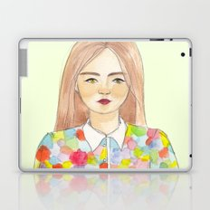 The colourful shirt Laptop & iPad Skin