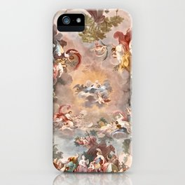 The Royal Palace of Casertas, Caserta Italy iPhone Case