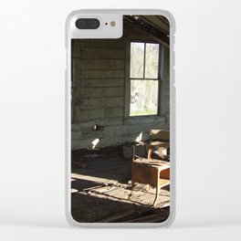 classroom  Clear iPhone Case