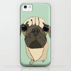 Puglet iPhone 5c Slim Case