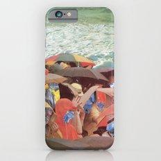 Face Paint Slim Case iPhone 6s