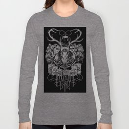 Unknown Panet ritual shirt blacked Long Sleeve T-shirt