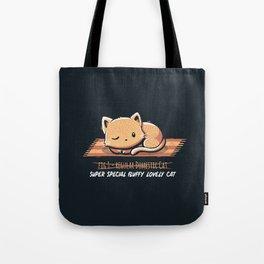 Not a Regular Domestic Cat Tote Bag
