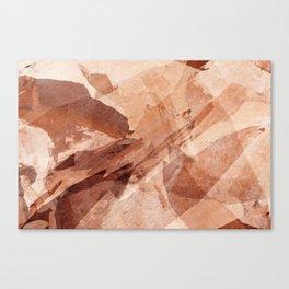 Saddlehorn Formatiob Digital Photo Variation #1 Canvas Print
