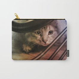Crouching Kitty  Carry-All Pouch