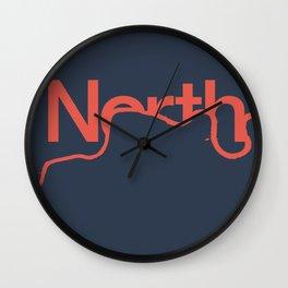 North London Wall Clock