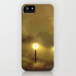 Ghost Lights iPhone Case