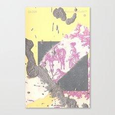 Palomino Gold Canvas Print