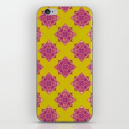 Mandala Tile Pattern 2 iPhone Skin