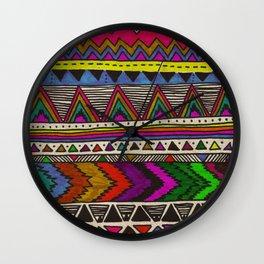 ▲PONCHO ▲ Wall Clock