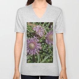 Protea Isopogon Unisex V-Neck