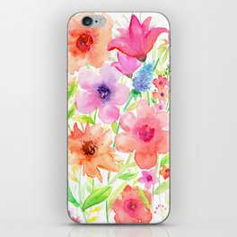 My garden iPhone Skin
