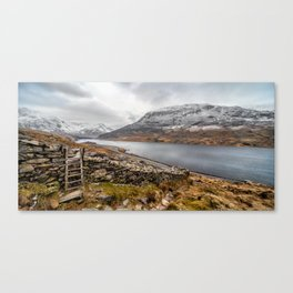 Ogwen Valley Canvas Print