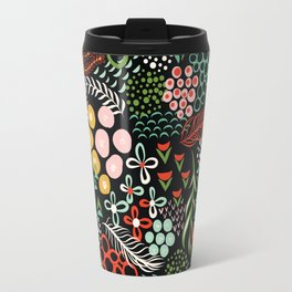 Winter Bouquet Travel Mug
