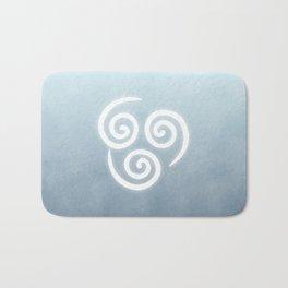 Avatar Air Bending Element Symbol Bath Mat