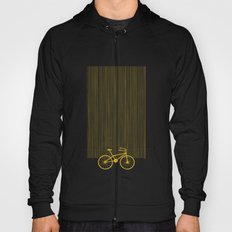 Yellow Bike by Friztin Hoody