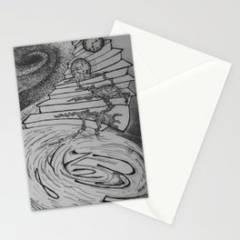 Molten Hour Stationery Cards