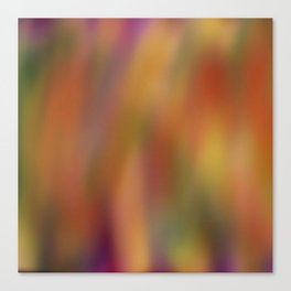 Soft Abstract Canvas Print