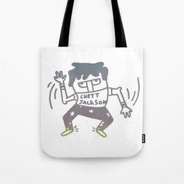 Chett Jackson Tote Bag