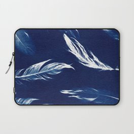 On A Feather Laptop Sleeve