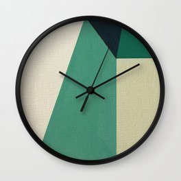 Back to Sail 1 Wall Clock