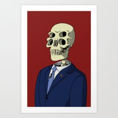 Universal Candidate Art Print