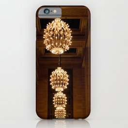 Grand Central Station Lights iPhone Case