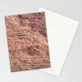 Nylon fishnet Stationery Cards