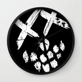 Supervillains Wall Clock